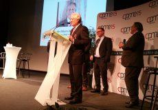 Cérémonie de la S.E.P. et discours de François Turcas lors de l'Assemblée générale